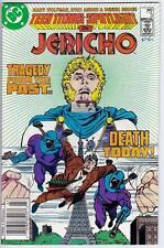 TEEN TITANS SPOTLIGHT  #3  - 1986. JERICHO
