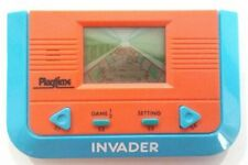 1980's PLAYTIME Retro INVADER Electronic Handheld LCD GAME Hong Kong Tested