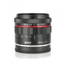 Meike 50mm F1 7 Fujifilm
