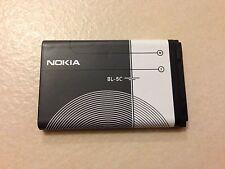 Original Nokia Bl-5c Bl5c batería del León de 3120, 3650, 3660, 6030, 6085, 6086