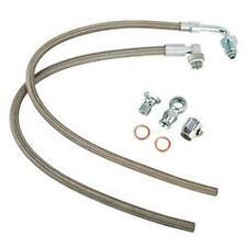 Braided Stainless Steel Power Steering hose kit Lokar Gm chevy chevrolet gmc
