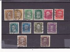 Germany 351-362 used