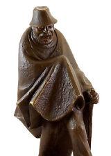 Bronzefigur - Vergnügtes Einbein (1934) - signiert Ernst Barlach
