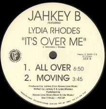 JAHKEY B - It's Over Me, Feat. Lydia Rhodes - Freeze