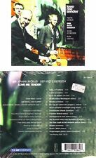 "Frank MÖBUS DER ROTE BEREICH ""Love me tender"" (CD) NEW"