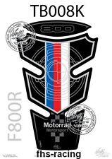 Tb008k, MOTOGRAFIX-Protezione per il serbatoio, serbatoio Protektor per BMW F 800 R, Qualità Top