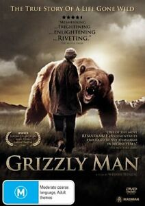 Grizzly Man (DVD, 2006)