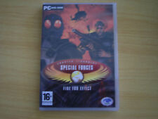 pc dvd-rom special forces fire for effect