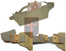 High Quality Travel  Security Money Belt Pouch for Passport Cash Money Valuables