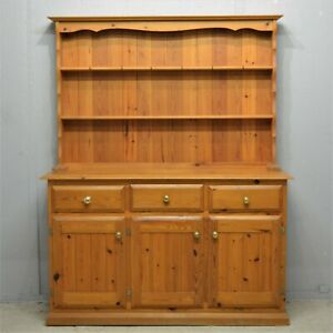 Pine Welsh Dresser Sideboard Rustic Country style delivery available