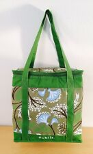 Reusable Insulated Hot & Grocery Cooler Tote Bag Thermal Foldable Water Repellen