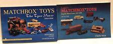Matchbox Toys Book Lot