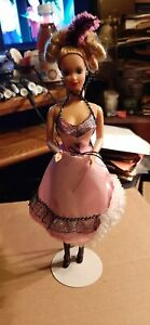 Vintage 1990 Parisian Barbie Doll