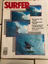 Surfer Magazine April 1980 Volume 21 Number 4