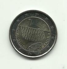 2 euro commémorative Finlande 2015  -Pièce neuve-