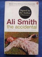 The Accidental - Ali Smith (Signed Copy, PB, Penguin, 2006)