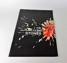 The Rolling Stones 2005 Concert Tour Program Photo Book
