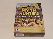 Myth Hunters: Ancient Mysteries – Region 0 DVD Boxset – Used Excellent
