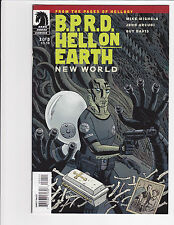 B.P.R.D. Hell On Earth New World #1-5 Set Dark Horse Comics HellBoy