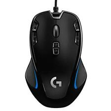 Logitech G300S Mouse optical 9 buttons wired USB 910-004345