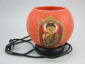 Lampe / Leuchtglas elektrisch, LED, X Large Nr. 309