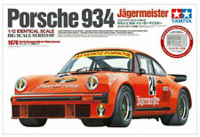 TAMIYA 12055 PORSCHE 934 Jagermeister 1/12 Identical Scale PLASTIC MODEL KIT