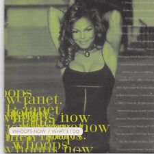 Janet Jackson-Whoops Now cd single