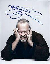 Terry Gilliam signed 8x10 photo - Exact Proof - Monthy Python, the Zero Theorem