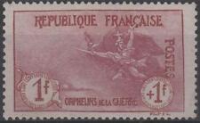 "FRANCE STAMP TIMBRE N° 154 "" ORPHELINS 1F+1F LA MARSEILLAISE "" NEUF xx TTB SIGNE"