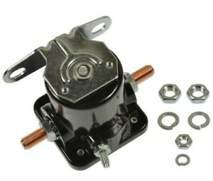 Starter solenoid 6 volt For Dodge cars, Plymouth 1949-1954, 1955 w/Man. Trans.
