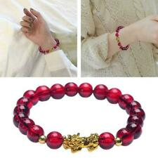 Garnet Slimming Bracelet Red Garnet Gems Hand Chains Hot Y8D0