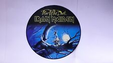 Iron Maiden Lp   Fear Of  The Dark  Picture Disc