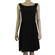 Topshop Polyester Patternless Skater Dresses for Women