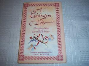 A Celebration of Love (Thoughts & Ideas for the Romantic at Heart)  Book