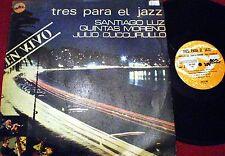TRES PARA EL JAZZ - EN VIVO - URUGUAY