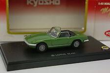 Kyosho 1/43 - Lotus Elan Verde