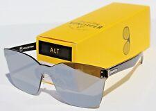 VON ZIPPER Alt Howl Sunglasses Black Gloss/Flash Silver NEW Skate/Surf $140