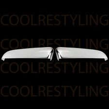 For Ford F-150 09-14 Chrome Upper Top Half Mirror Covers