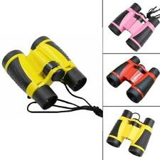 Children's Binoculars Lightweight 5x30 Kids Size Outdoor Xmas Gifts Science L7K2