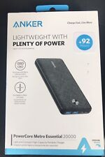 PowerCore Metro 20,000 mAh Portable Battery Charger
