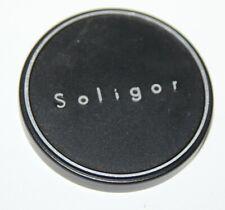 Soligor - Genuine 54mm Metal Slip-On Lens Cap for 52mm Lens Front - vgc