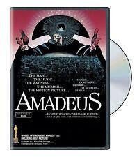 Amadeus - Dvd Classic Movie [Ntsc, Broadway Adaptation, Oscar Winning Film] New