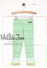girls MATILDA JANE Hello Lovely Legume Leggings size 6 NWT