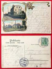 AK ADOLFSHÜTTE bei Crosta 1906 Contor und Dorfpartie    ( 14875