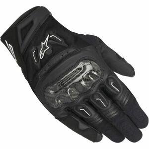 Alpinestars SMX-2 Air Carbon V2 Motorcycle Gloves Men's Black