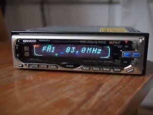 High End Kenwood MZ907 CD Player    (((Old School)))