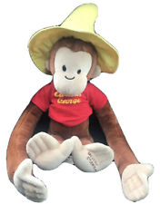 New ListingCurious George soft plush toy 18� inches tall