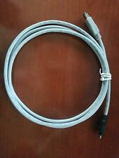 6FT FIREWIRE CABLE 6 PIN TO 4 PIN IEEE 1394 GREY