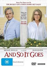 And So It Goes (DVD, 2018)