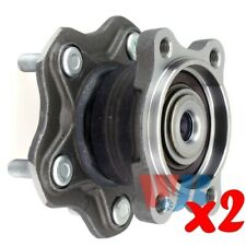 Pack of 2 Rear Wheel Hub Bearing Assembly replace 512292 HA590111 BR930442